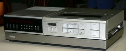 My first vcr cys eye on life rca vjp900t publicscrutiny Choice Image